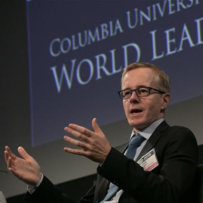John Lavis at ICSD 2019