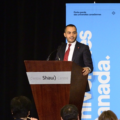 The possibility of Canada - Firas Khalid at #Converge2017