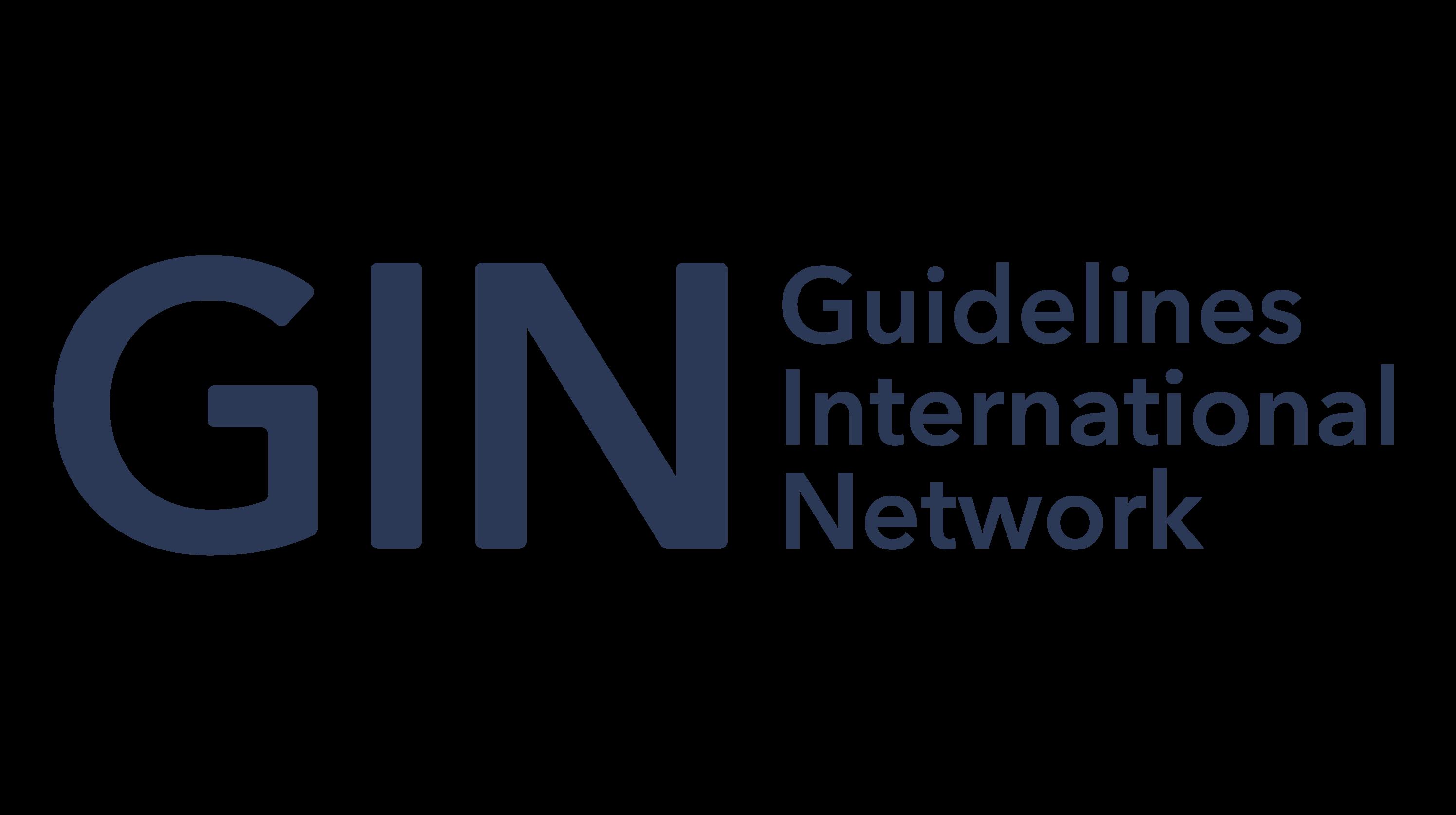Guidelines International Network