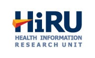Health Information Research Unit (HiRU), McMaster University
