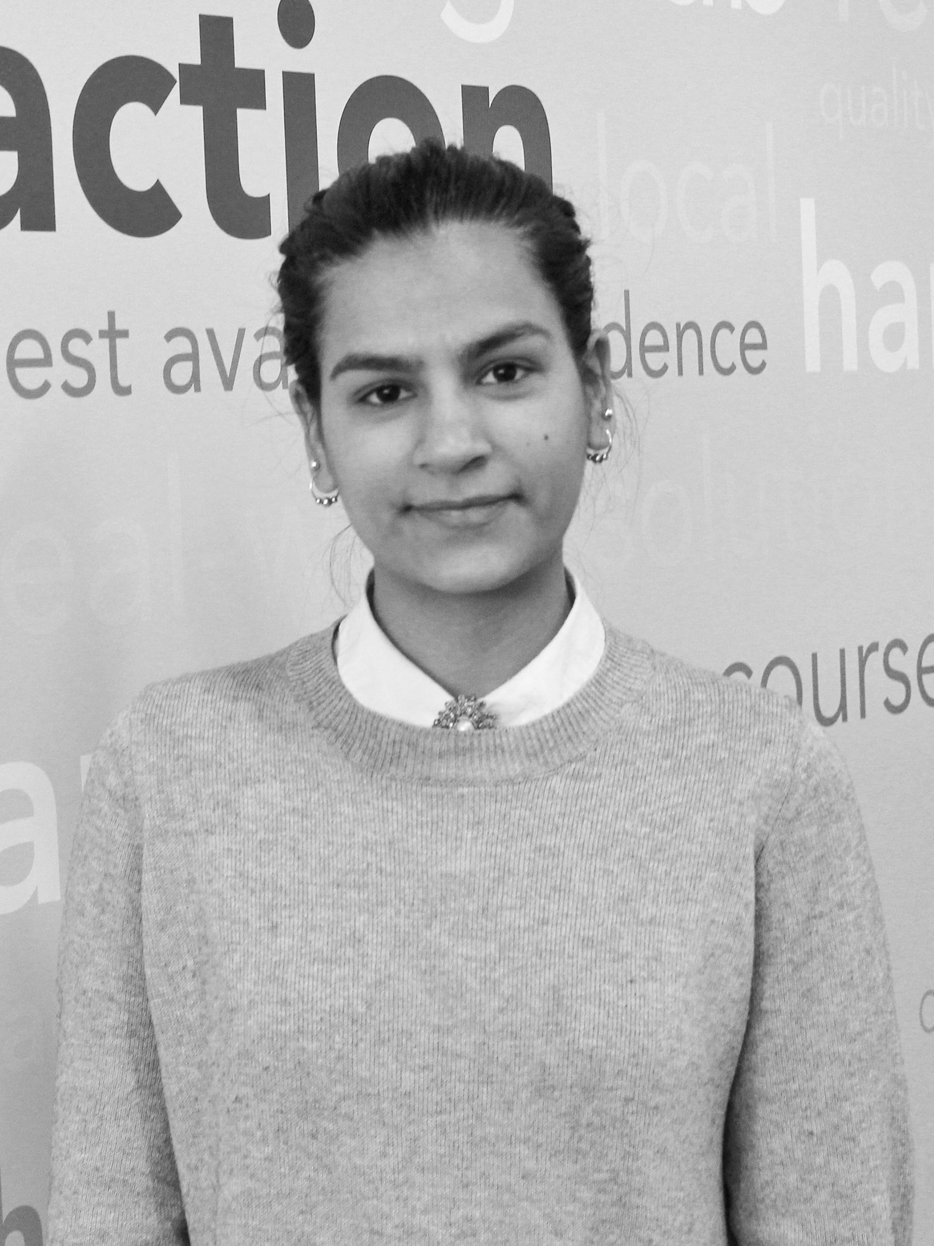 Tahmina Shamsheri