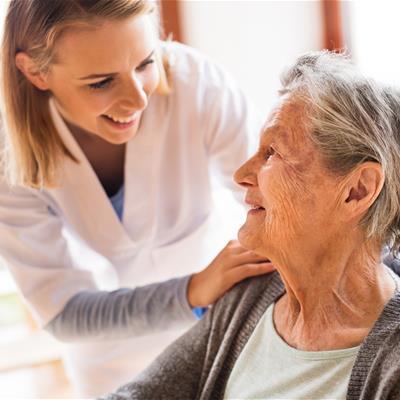 older adult help